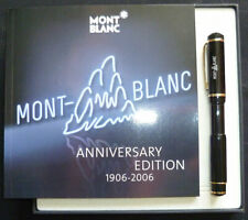 MONTBLANC Limited Edition 100 Years Anniversary FOUNTAIN PEN, Retractable EF NIB