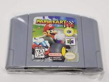 Mario Kart 64 Nintendo 64 *Fast/Free Shipping*!!!
