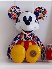 Mickey Mouse Memories Collection 3/12 March Plush Limited Edition