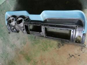 1967 - 1968  Ford Mustang Aqua Dash