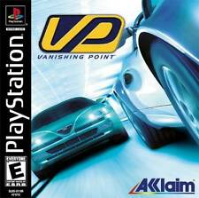 Vanishing Point - PS1 PS2 Playstation Game
