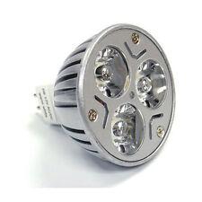 3x1 Watt LED Spot Light Bulb 20W White Landscaping Halogen Replacement New