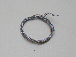 CARDAS 33awgX4 Twisted Litz Internal Tone Arm Cable 2m length