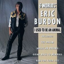 ERIC BURDON : I USED TO BE AN ANIMAL / CD - TOP-ZUSTAND