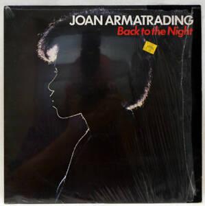 JOAN ARMATRADING Back To The Night Vinyl LP Pickwick SHM3153 UK 1984 EX+/VG+