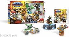 Skylanders Superchargers Racing Starter Pack Nintendo 3DS - Brand New