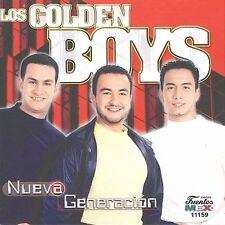 Los Golden Boys : Nueva Generacion CD