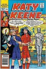 Katy Keene #28 (Oct 1988, Archie)