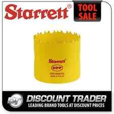 """Starrett 20mm / 25/32"""" Dual Pitch Professional Bi Metal Hole Saw KDH2532-E"""