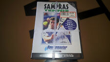 ## SEGA Mega Drive - Pete Sampras Tennis - NEUWARE / NEW & SEALED ##