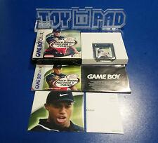Tiger Woods PGA Tour 2000 [FR] - Game Boy Color