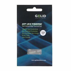 GELID GP-EXTREME THERMAL PAD 3mm, 12 W/mk -  For AMD & NVIDIA Graphics Cards