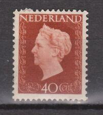 NVPH Netherlands Nederland nr 486 ong MLH Koningin Wilhelmina 1947-1948