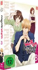 Wolf Girl & Black Prince - Vol.3 - Episoden 9-12 + OVA - DVD - NEU