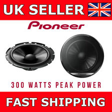 Pioneer 17cm Speaker System 600W Total Power Component Car Speakers TS-G170C