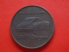 Porsche 911 Targa Medaille
