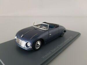 NEO 1/43. Waibel Porsche Special Sport Cabriolet