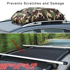 Protective Pad Anti-scratch Mat Non-slip For Car Roof Cargo Storage Bag Rack Mat