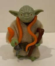 1980 Kenner STAR WARS Master Yoda Loose Action Figure Auction #1