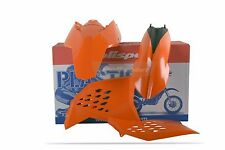 KIT IN PLASTICA PER KTM SX / sxf 07 - 10 / EXC 08 - 11 / XC 08 - 10 - ARANCIO