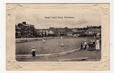 SUFFOLK, FELIXSTOWE, MODEL YACHT POND, 1912