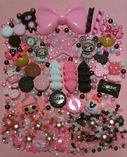 TOKIDOKI Dessert BOW Kawaii Cabochon Resin Flatback Lot DIY decoden Phone kit