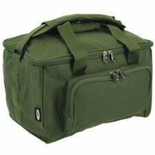 Carp Fishing Carryall Green Holdall Tackle Bag with Side Pocket Quickfish by NGT