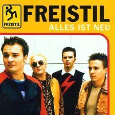 Freistil | CD | Alles ist neu (2002)
