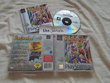 Pandemonium PS1 (COMPLETE) platform Sony Playstation platinum rare