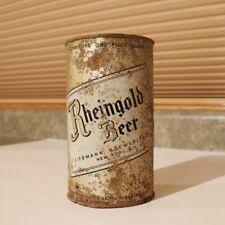 Rheingold Beer Quart Flat Top
