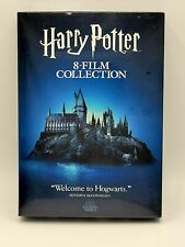 Harry Potter Complete 8 film collection Dvd Factory Sealed!