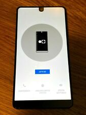 Essential - 128GB - Black (Unlocked) Smartphone