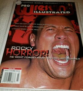 Pro Wrestling Illustrated march 2003