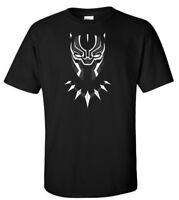 """Black Panther Wakanda """"Mask"""" T-Shirt"""