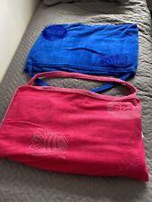 2 x Genuine ITSA Beach Towels / Bag