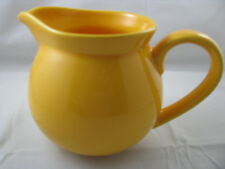 Buttercup Yellow Pitcher 36oz Waechtersbach German Stoneware New
