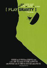 Play Gravity / Playgravity - The Movie , Out of Print , Region 2 DVD , NEU