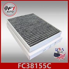 FC38155C(CARBON) PREMIUM CABIN AIR FILTER for 2015-2017 FORD MUSTANG