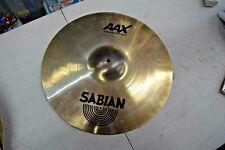 """Sabian Aax X-Plosion 19"""" Crash Cymbal"""
