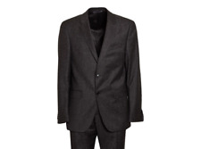 Tommy Hilfiger Tailored Men's suit jacket Norman Will STSFKS grey(Size 56 Eu)