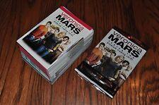 Veronica Mars Season 2 Base 81 Card Set + 5 Wrappers