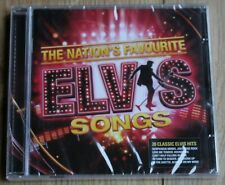 Elvis Presley - The Nations Favourite Elvis Songs (2013) - A New CD -In Wrappers