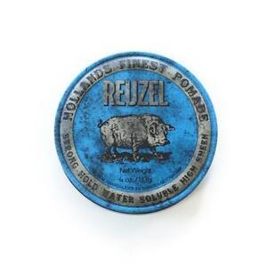 Reuzel Blue Strong Hold Water Based Pomade 113g