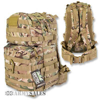 BTP Camo Molle 40L Assault Pack by Kombat UK - Backpack, Rucksack, like MTP