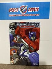 Transformers Armada #4 DW Dreamwave Comic