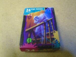 GOOSEBUMPS 24 PIECE JIGSAW HEADLESS GHOST RARE WITH BOX MB GAMES COMIC ART