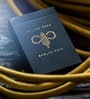Bicycle Ellusionist Killer Bee Honey US Playing Cards Magic Poker New SEALED