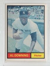 Al Downing 1986 Renata Galasso 1961 New York Yankees World Series Champs Color