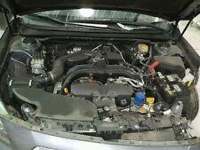 ORIGINAL 2015-2017 Subaru Legacy Motor Engine 2,5L FB25B VINA CVT PZEF