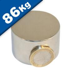 Nickel Neodym N45 hält 4,1kg 10 x Scheibenmagnet Rundmagnet Ø 20x 3mm